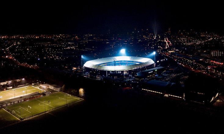 Nieuwe aanvangstijd Feyenoord – Heracles Almelo