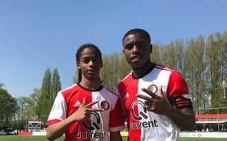 Sensationele comeback Feyenoord Onder 17 tegen Ajax
