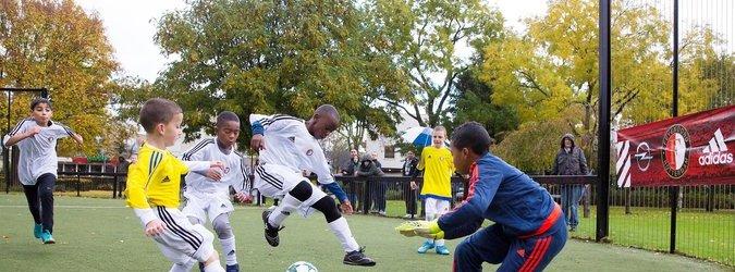 Feyenoord Street League wedstrijddag 9