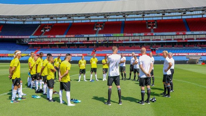 Feyenoord Onder 19 start voorbereiding