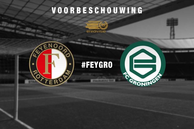 Voorbeschouwing Feyenoord - FC Groningen