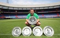Schaal beste Eredivisieveld voor vijfde keer op rij naar De Kuip