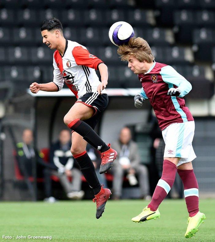 Feyenoord Academyteams actief op toernooien in Paasweekend