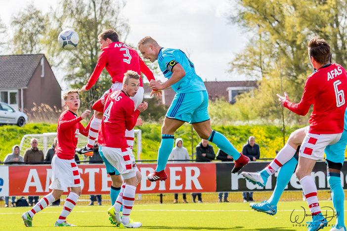 Robin Zwartjens met Nederland Onder 19 naar EK
