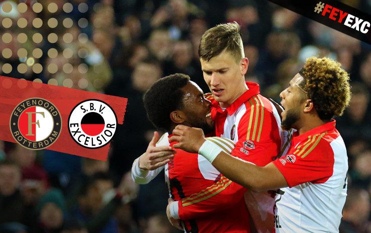 Voorbeschouwing: Feyenoord – Excelsior