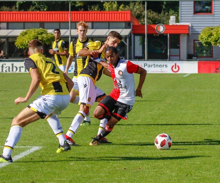 Samenvatting wedstrijd van de week Feyenoord O19-Vitesse O19