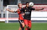 Feyenoord Onder 17 grijpt naast Supercup