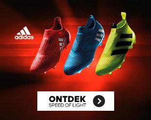 Adidas Speed of Light - Homepage Rectangle