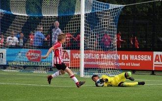 Feyenoord Academy teams actief in Europa dit Pinksterweekend Maandag update