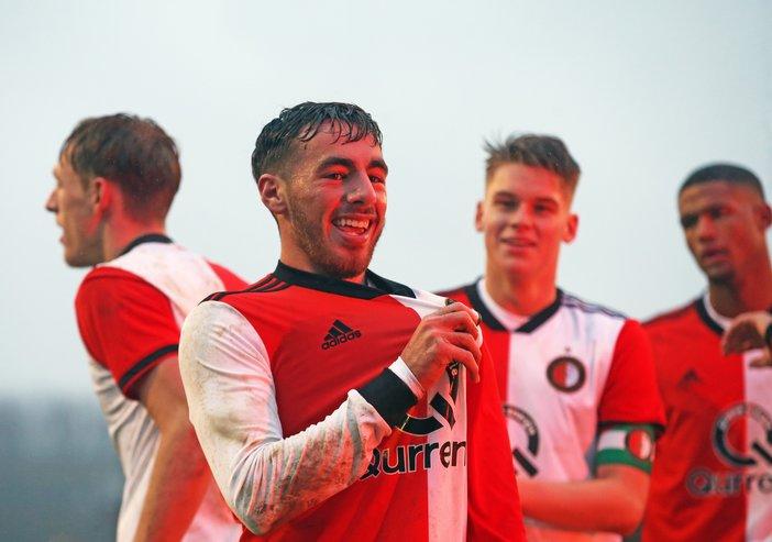 Principeakkoord: Feyenoord verlengt contract Kökcü tot 2023