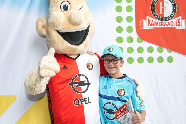Kameraadjeswedstrijd Feyenoord – FC Twente