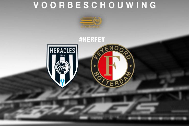 Voorbeschouwing Heracles Almelo – Feyenoord