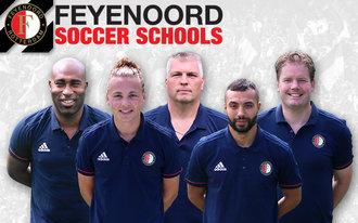Maak kennis met onze nieuwe trainers