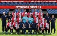 Onder 19 besluit competitie met zege op Vitesse