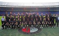 Warm welkom voor studenten van S.V. GIO en Feyenoord Street League