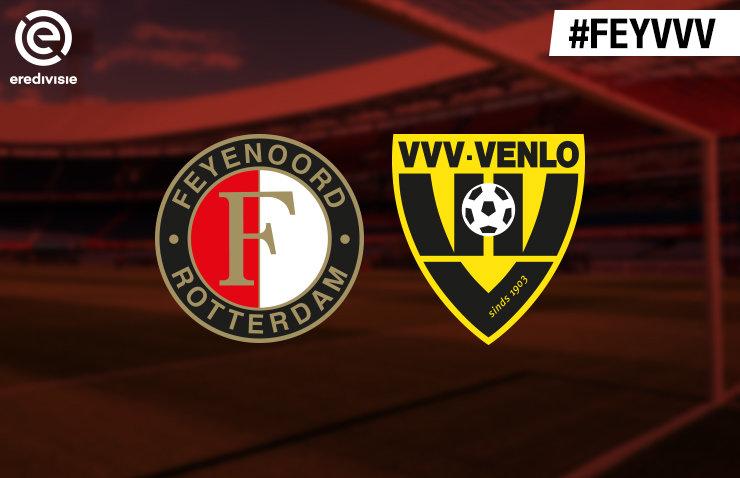 Voorbeschouwing Feyenoord - VVV-Venlo