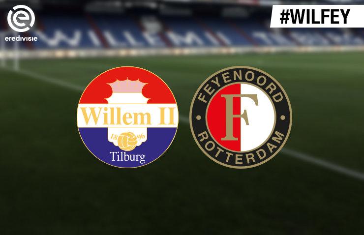Voorbeschouwing Willem II – Feyenoord
